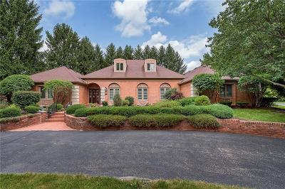 Indianapolis Single Family Home For Sale: 946 Tamarack Circle South Drive