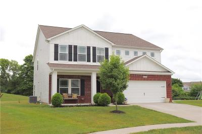 Single Family Home For Sale: 10205 Broadmeadow Drive