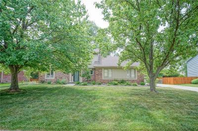 Carmel Single Family Home For Sale: 13825 Perrin Drive