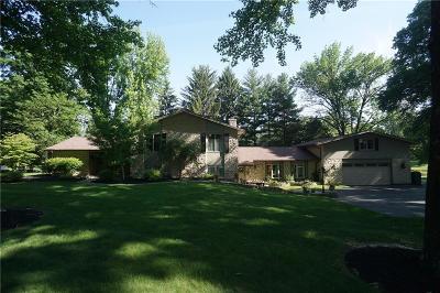 Single Family Home For Sale: 7 Crosstie Lane