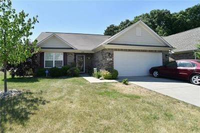 Plainfield Single Family Home For Sale: 4624 Hogan Circle