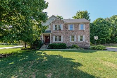 Carmel, Westfield Single Family Home For Sale: 3767 Hannah Court