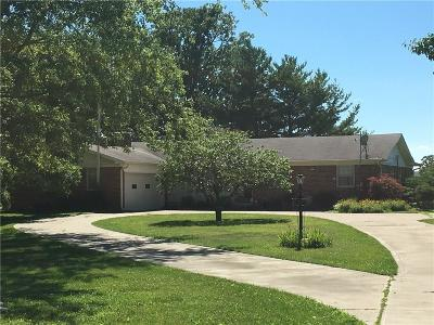 Avon Commercial For Sale: 2492 North County Road 800 E