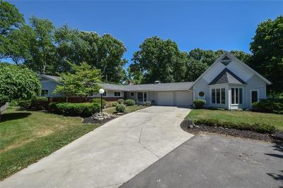Delaware County Single Family Home For Sale: 610 North Kylewood Drive