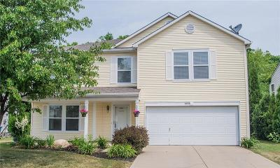 Camby Single Family Home For Sale: 8742 Belle Union Drive