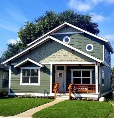Indianapolis Single Family Home For Sale: 240 South Walcott Street