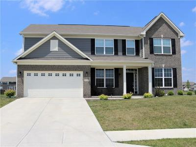 Brownsburg Single Family Home For Sale: 7654 Innismore Drive