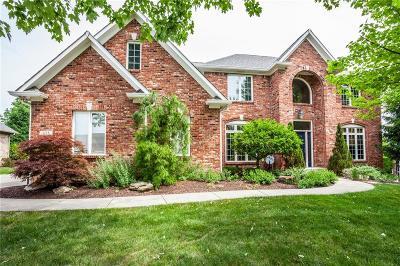 Carmel Single Family Home For Sale: 428 Fox Lane