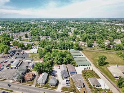 Brownsburg Commercial For Sale: 422 East Main Street