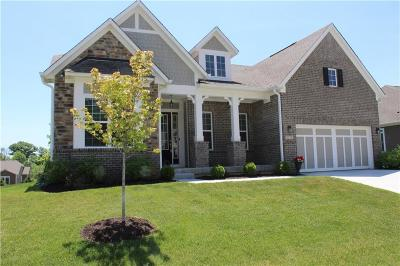Noblesville Single Family Home For Sale: 6175 North Rolling Rock Lane