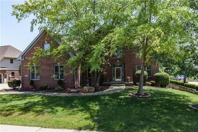 McCordsville Single Family Home For Sale: 10541 Aeronca Lane