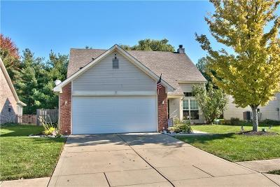 Brownsburg Single Family Home For Sale: 1401 Audubon Drive