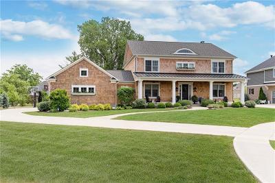 Zionsville Single Family Home For Sale: 11579 Bent Tree Court