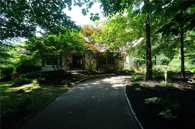 Batesville Single Family Home For Sale: 3444 East 1200n