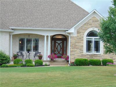 Bargersville Single Family Home For Sale: 5079 Alyshia Parkway