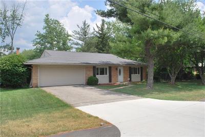 Carmel Single Family Home For Sale: 504 East 126th Street