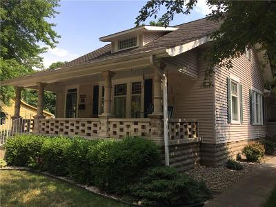 Pendleton Single Family Home For Sale: 321 West State Street