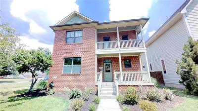 Indianapolis Single Family Home For Sale: 814 East 15th Street