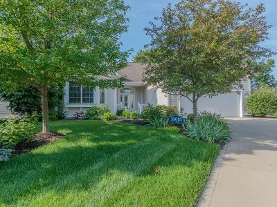Fishers Single Family Home For Sale: 10615 Sunset Point Lane