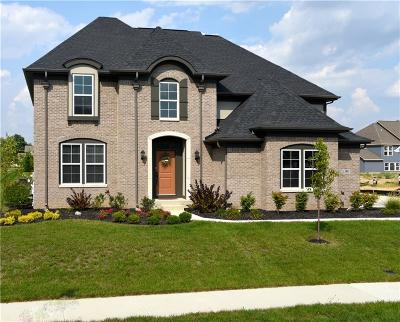 Westfield Single Family Home For Sale: 1380 Trifecta Way