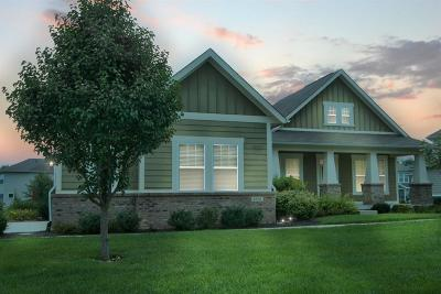 Noblesville Single Family Home For Sale: 5835 Stroup Drive