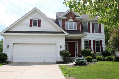 Westfield IN Single Family Home For Sale: $279,900