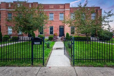 Indianapolis Condo/Townhouse For Sale: 1546 North College Avenue