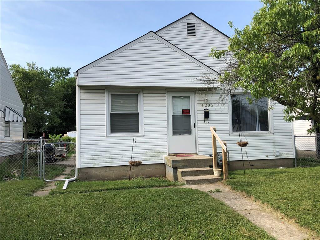 2 bed/1 bath Home in Indianapolis for $55,000