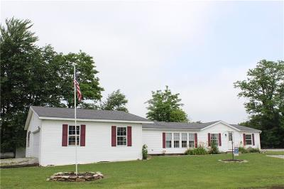 Decatur County Single Family Home For Sale: 8260 East 210 S