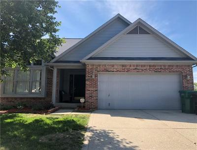 Indianapolis Single Family Home For Sale: 7168 Camwell Drive