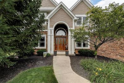 Fishers Single Family Home For Sale: 11574 Loch Raven Court