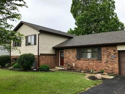 Lebanon Single Family Home For Sale: 1030 North Grant Street