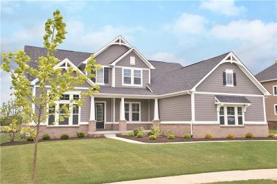 Carmel Single Family Home For Sale: 3562 Ormond Avenue