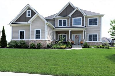 Fishers Single Family Home For Sale: 9957 Backstretch Row