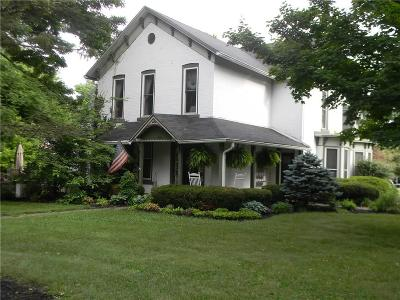 Montgomery County Single Family Home For Sale: 512 East Main Street