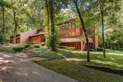 Indianapolis Single Family Home For Sale: 7819 South Belmont