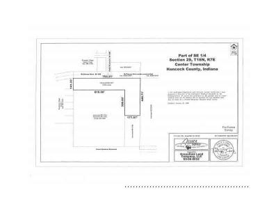 Hancock County Residential Lots & Land For Sale: 00 West McClarnon Drive Drive