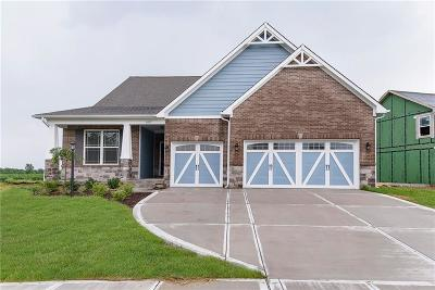 Westfield Single Family Home For Sale: 3607 Sheffield Park Court