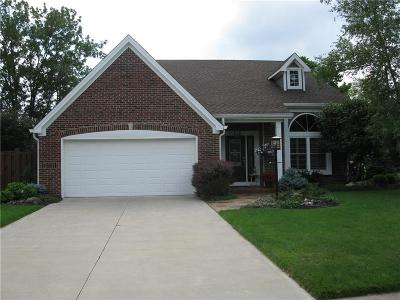 Indianapolis Single Family Home For Sale: 10748 Lexington Drive