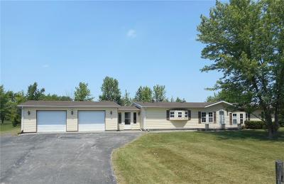 Summitville IN Single Family Home For Sale: $62,000