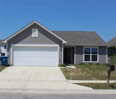 Camby IN Single Family Home For Sale: $154,900