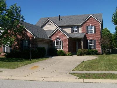 Noblesville Single Family Home For Sale: 16921 Cedar Creek Lane