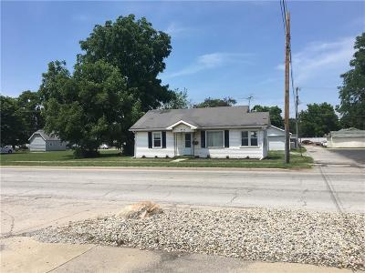Lebanon Single Family Home For Sale: 824 West South St