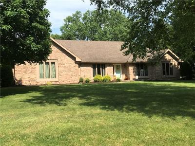 Brownsburg Single Family Home For Sale: 3611 Romar Drive