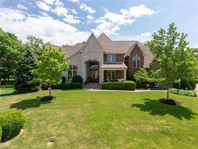 Carmel, Westfield Single Family Home For Sale: 15394 Whistling Lane