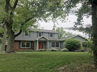 Carmel, Westfield Single Family Home For Sale: 101 Village Dr E