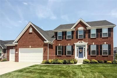 Zionsville Single Family Home For Sale: 4506 Cool Springs Court