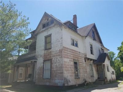 Franklin Multi Family Home For Sale: 349 West Jefferson Street