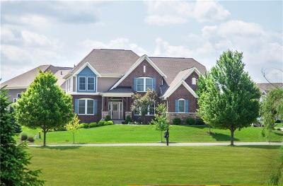 Noblesville Single Family Home For Sale: 4891 Sweetwater Drive