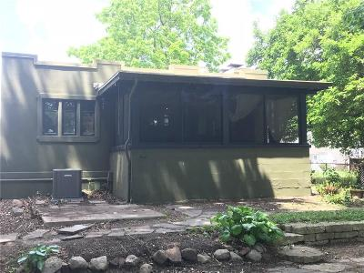 Indianapolis Single Family Home For Sale: 620 Berkley Road